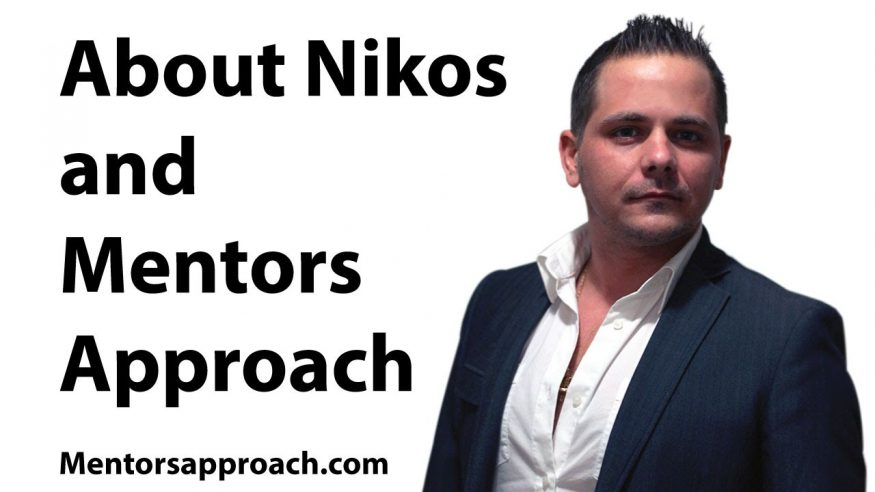 About Nikos, About Mentors Approach