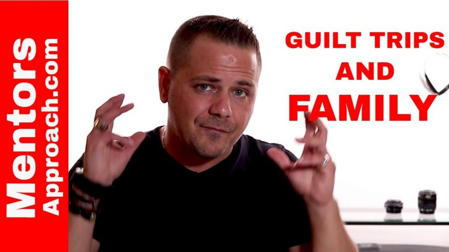 Guilt trips and Family –  Q/A YouTube Response