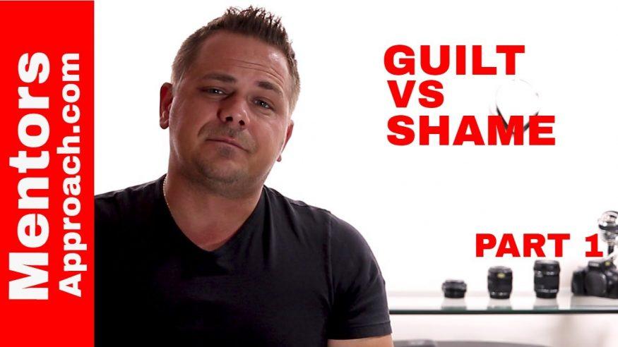 Guilt Vs Shame. Feeling guilty?