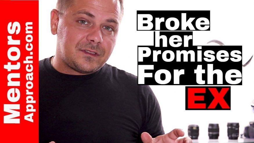 She Left Me for Her Ex. Relationships and that Broken Promise