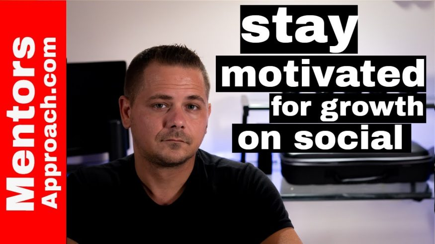 Growing Social Media and Motivation