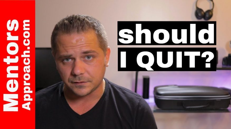 Should I Quit my Job? | Quitting the Right Way or the Hard Way