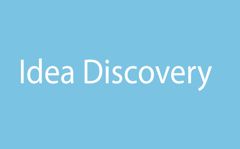 Idea Discovery